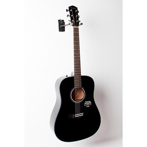 Fender DG-60 Acoustic Guitar Black 888365300221