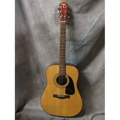 Fender DG-8S Acoustic Guitar-thumbnail
