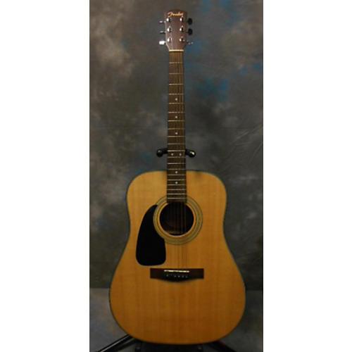 Fender DG10 Left Handed Acoustic Guitar-thumbnail