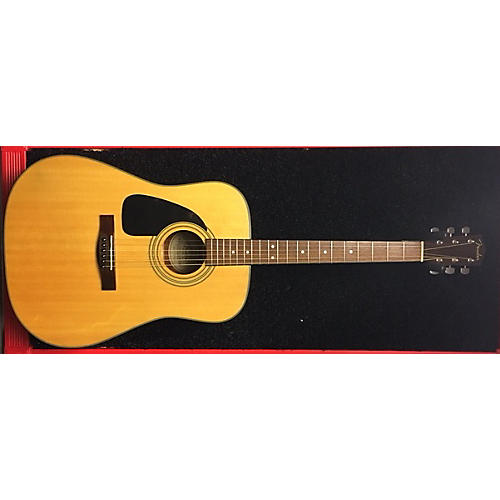 Fender DG10 Left Handed Acoustic Guitar-thumbnail