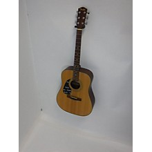 Fender DG10 Left Handed Acoustic Guitar