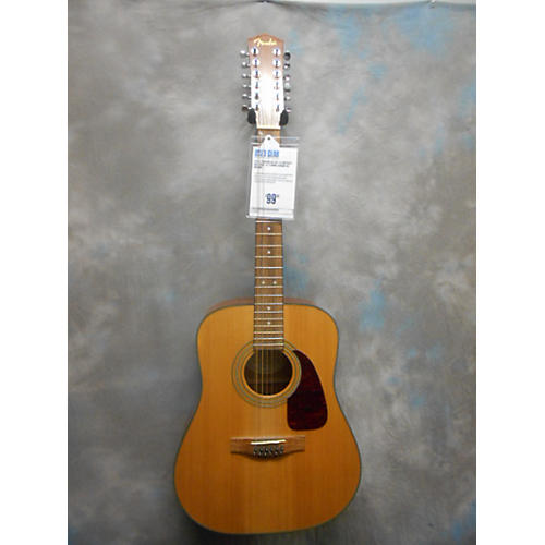 Fender DG14s 12 12 String Acoustic Guitar-thumbnail