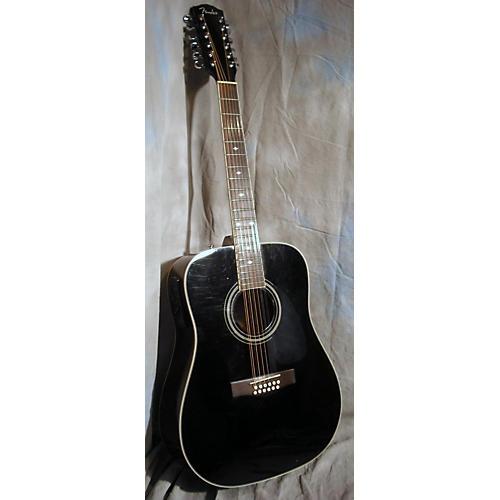 Fender DG16E-12 12 String Acoustic Electric Guitar