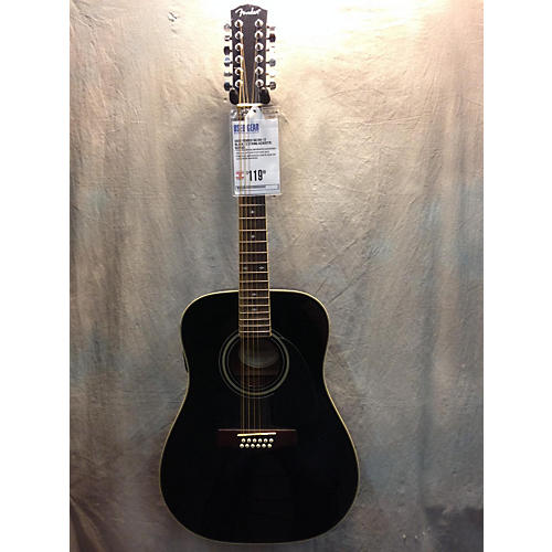 Fender DG16E-12 12 String Acoustic Guitar