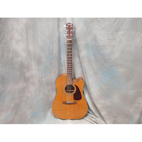 Fender DG20CE Acoustic Guitar-thumbnail