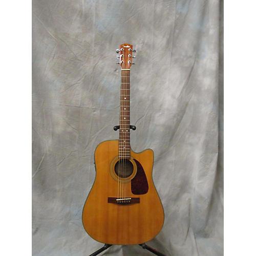Fender DG20CE NATURAL Acoustic Electric Guitar-thumbnail