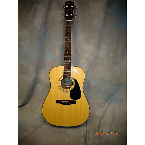 Fender DG60 Acoustic Guitar-thumbnail