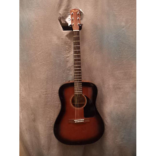 Fender DG60 Acoustic Guitar-thumbnail