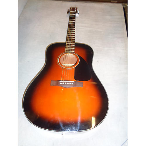 Fender DG60SB Acoustic Guitar