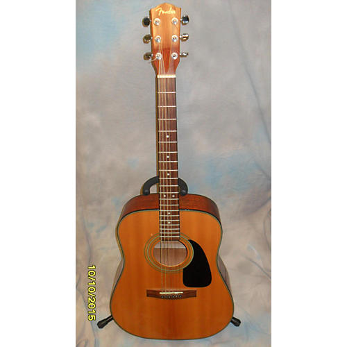 Fender DG8 Acoustic Guitar Natural