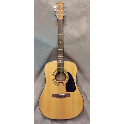 Fender DG8S Acoustic Guitar-thumbnail