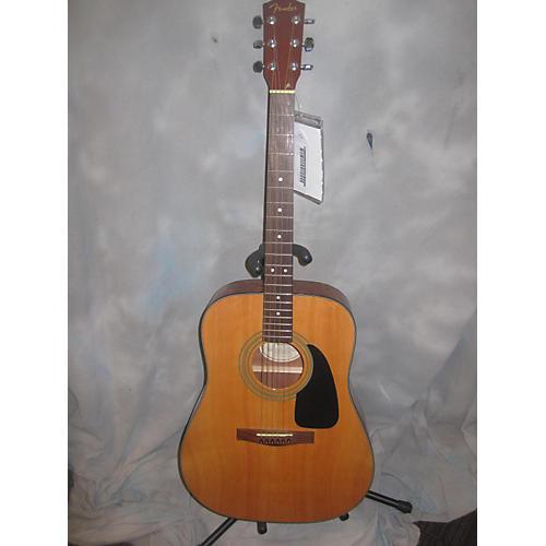 Fender DG8S Acoustic Guitar Natural