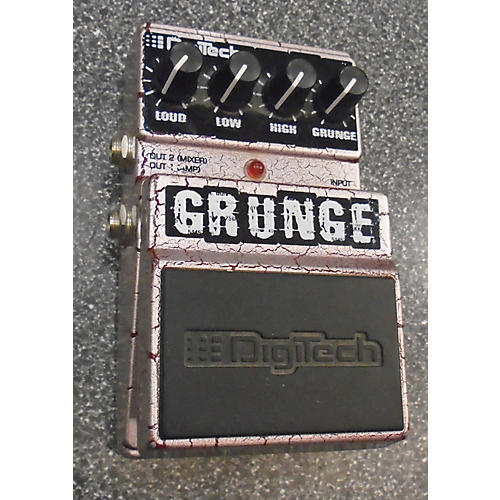 Digitech DGR Grunge Distortion Effect Pedal