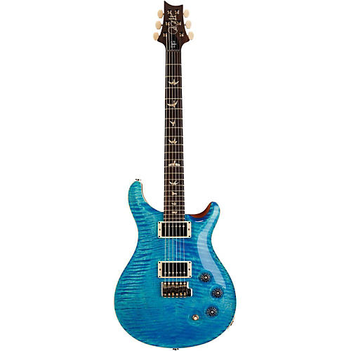 prs dgt flame top electric guitar with bird inlays aquableux guitar center. Black Bedroom Furniture Sets. Home Design Ideas