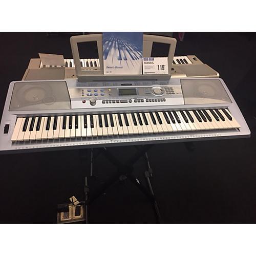 used yamaha dgx 202 keyboard workstation guitar center. Black Bedroom Furniture Sets. Home Design Ideas