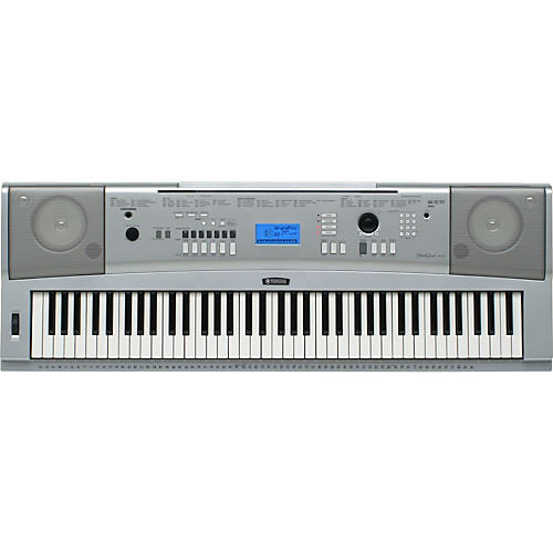 Yamaha DGX-230MS Portable Keyboard with Adaptor and Stand
