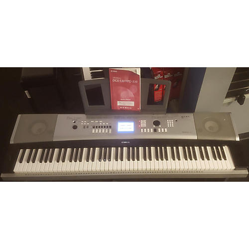 Yamaha DGX 530 Keyboard Workstation