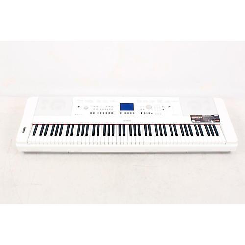 Yamaha DGX-650 88-Key Graded Hammer Action Digital Piano