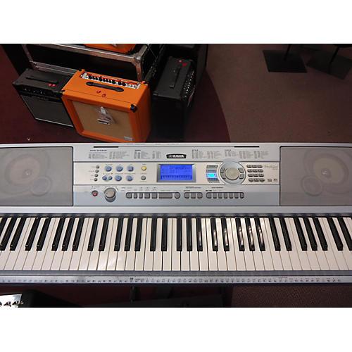 used yamaha dgx202 keyboard workstation guitar center. Black Bedroom Furniture Sets. Home Design Ideas