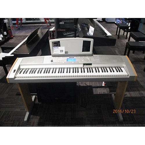 Used yamaha dgx500 digital piano guitar center for Yamaha digital piano dealers