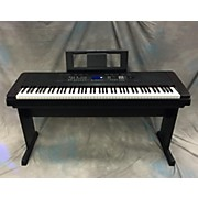 Yamaha DGX650 88 Key Portable Keyboard