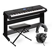Yamaha DGX660 88-Key Portable Grand Piano Packages