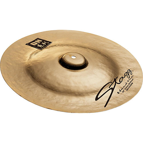 Stagg DH Dual-Hammered Brilliant China Cymbal-thumbnail