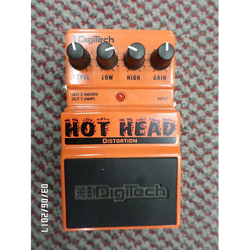 DigiTech DHH Hot Head Distortion Effect Pedal
