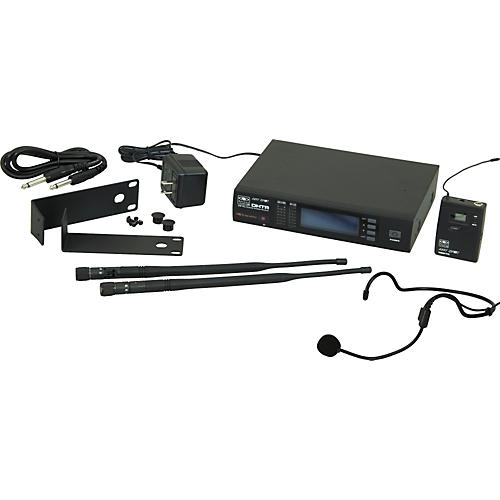 Galaxy Audio DHT/76HS Wireless Headset System
