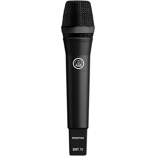 AKG DHT70 Perception Digital Handheld Transmitter
