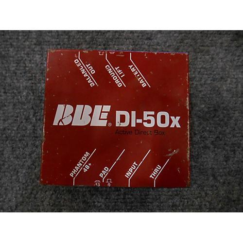 BBE DI-50X Direct Box