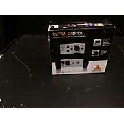 Behringer DI100 Direct Box