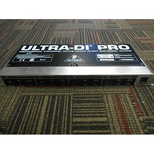Behringer DI4000 Direct Box-thumbnail