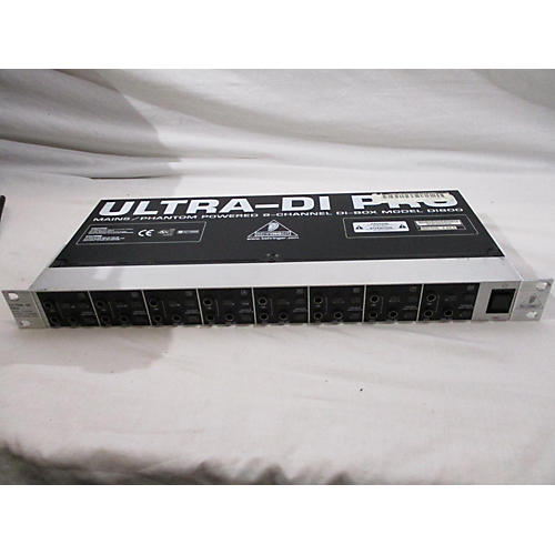 Behringer DI800 Direct Box