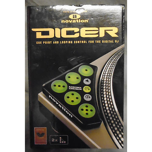 Novation DICER LVACC DJ EQUI DJ PART-thumbnail