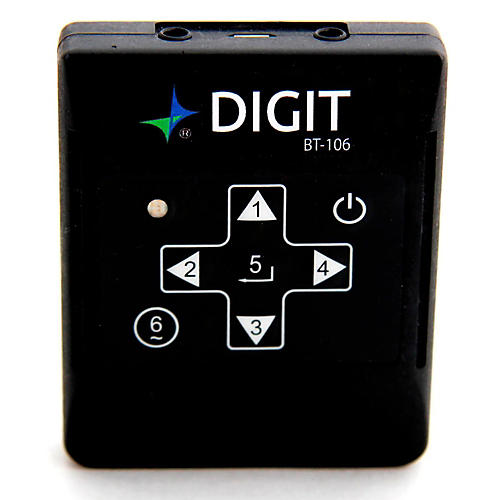 AirTurn DIGIT Wireless Bluetooth Multi-Purpose Remote-thumbnail