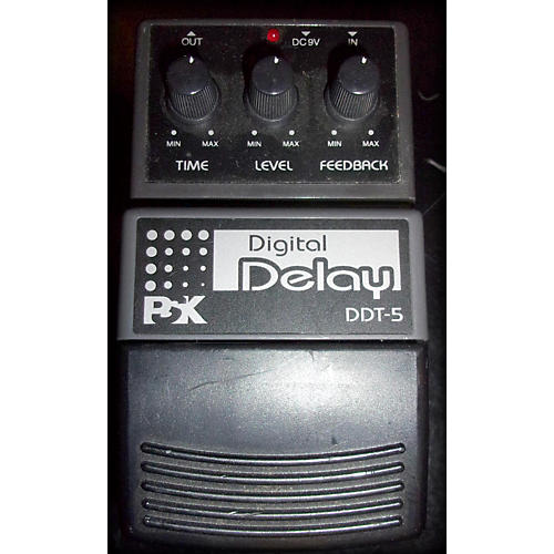 In Store Used DIGITAL DELAY DDT5 Effect Pedal-thumbnail