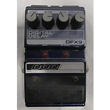 DOD DIGITAL DELAY DFX9 Effect Pedal