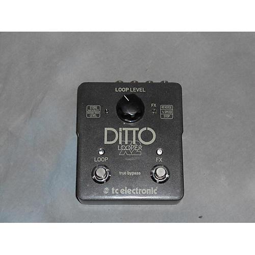 TC Electronic DIITO LOOPER X2 Pedal