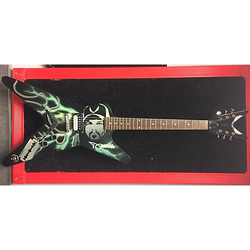 Dean DIMEBAG BLADE TRIBUTE Solid Body Electric Guitar-thumbnail