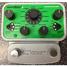 Source Audio DIMENSION REVERB Effect Pedal