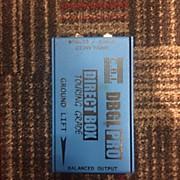 CBI DIRECT BOX Direct Box