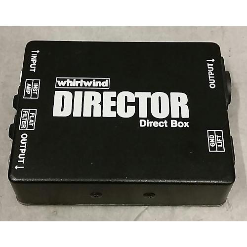 Whirlwind DIRECTOR DI Direct Box