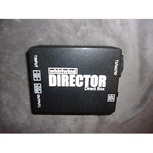 Pre-owned Whirlwind DIRECTOR Direct Box by Whirlwind
