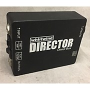 Whirlwind DIRECTOR Direct Box