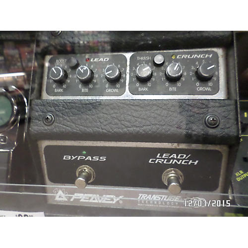 Peavey DIRTY DOG Effect Pedal