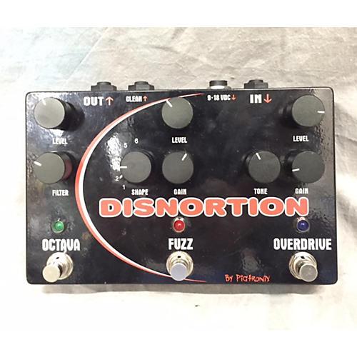 Pigtronix DISNORTION Effect Pedal-thumbnail