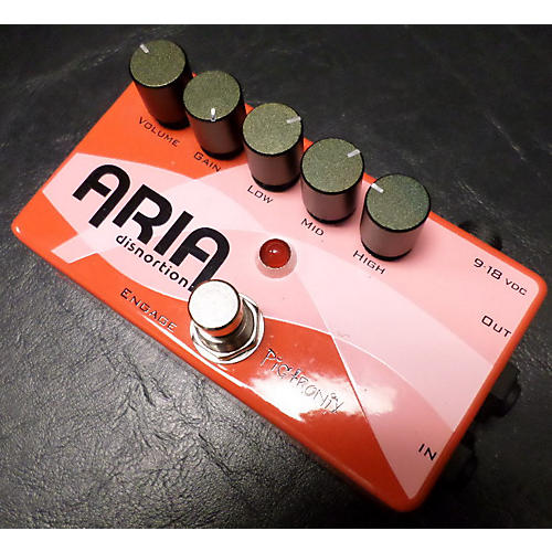 Aria DISNORTION Effect Pedal-thumbnail