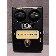 Ross DISTORTION Effect Pedal