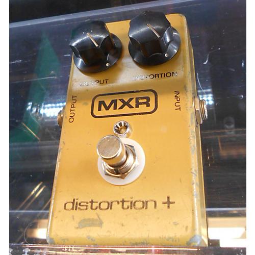 MXR DISTORTION PLUS Effect Pedal-thumbnail